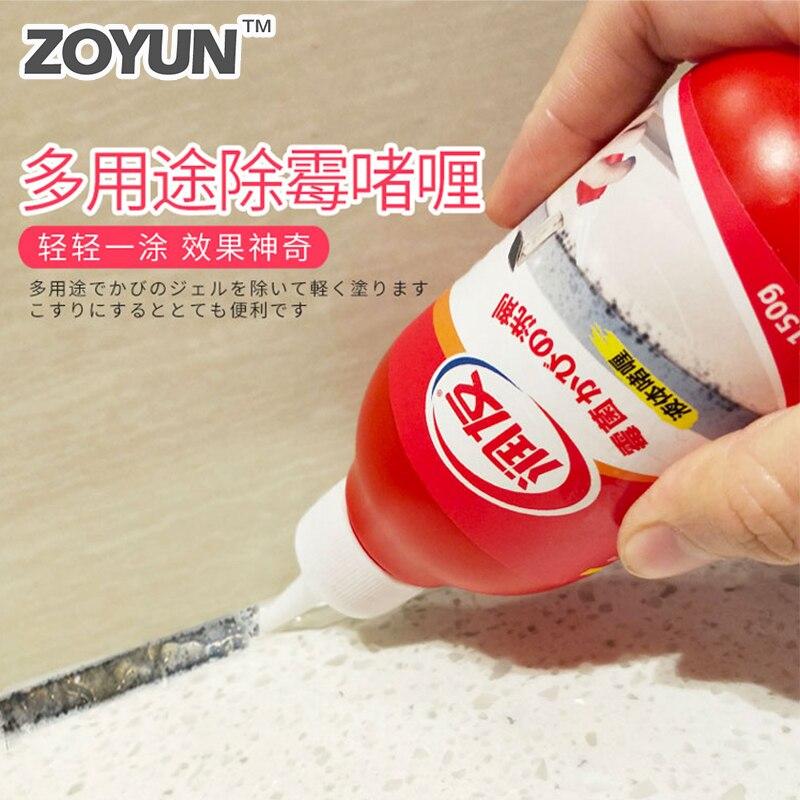 mold remover tile cleaner wall mold mildew gel bathroom washing machine kitchen anti odor wall porcelain floor cracks detergent