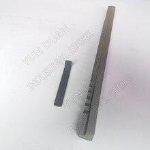 Шпоночный Broach 6 мм C нажимной Тип Высокоскоростная сталь HSS Режущий инструмент для токарного станка с ЧПУ Металлообработка