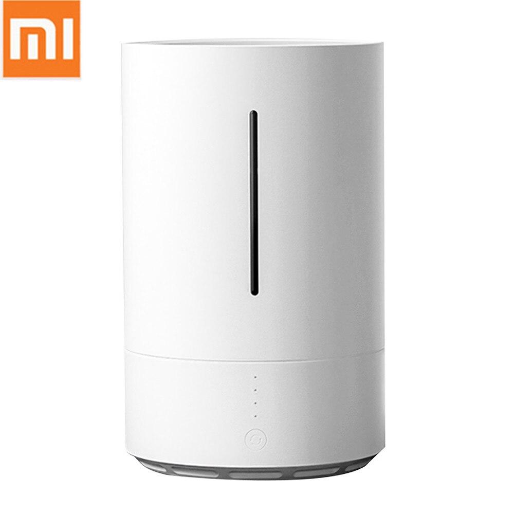 Оригинальный Xiaomi Viomi Smartmi 3.5L ультразвуковой увлажнитель воздуха для дома УФ бактерицидные стерилизации Арома диффузор приложение управлен...