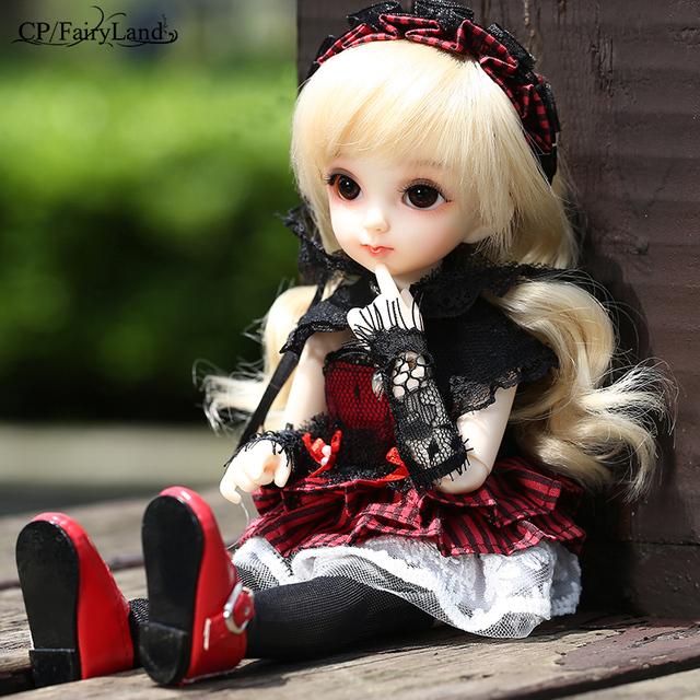 FreeShipping Fairyland Littlefee Sarang BJD Dolls YOSD 1/6 FL Napi Dollmore Luts Sweetest Multivariant Style