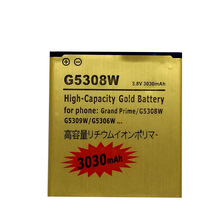 5 шт. EB-BG530BBC EB-BG530CBE EB-BG530BBE батарея для samsung Galaxy Grand Prime G5308W для замены батарей аккумулятор