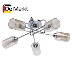 Потолочные лампы и вентиляторы Decity