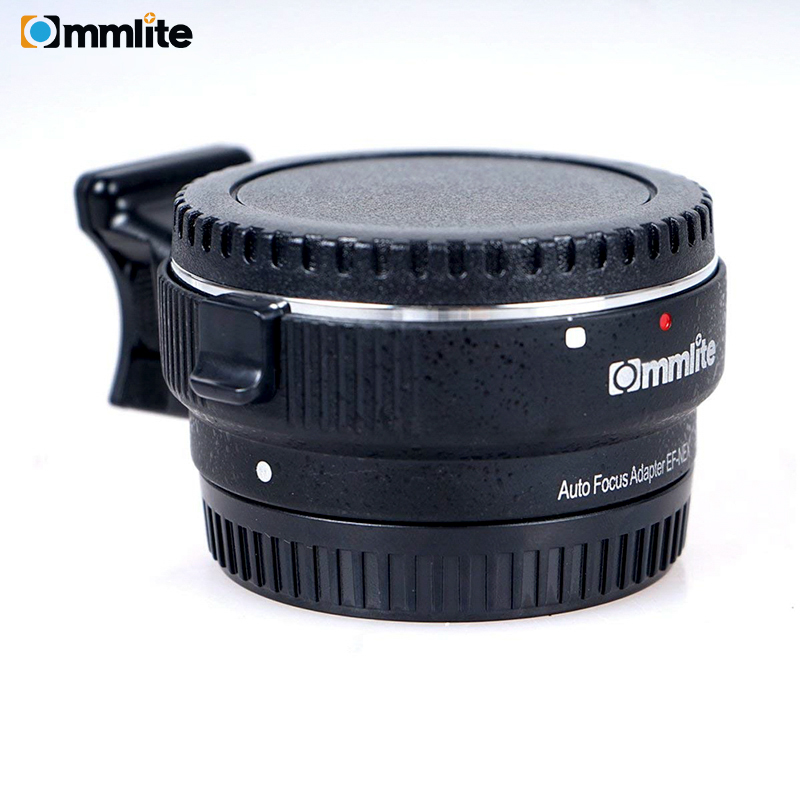 Image 3 - Commlite CM EF NEX adaptador de montagem de lente de foco  automático para lente canon ef para usar para câmeras de montagem sony  nexAdaptador de lente