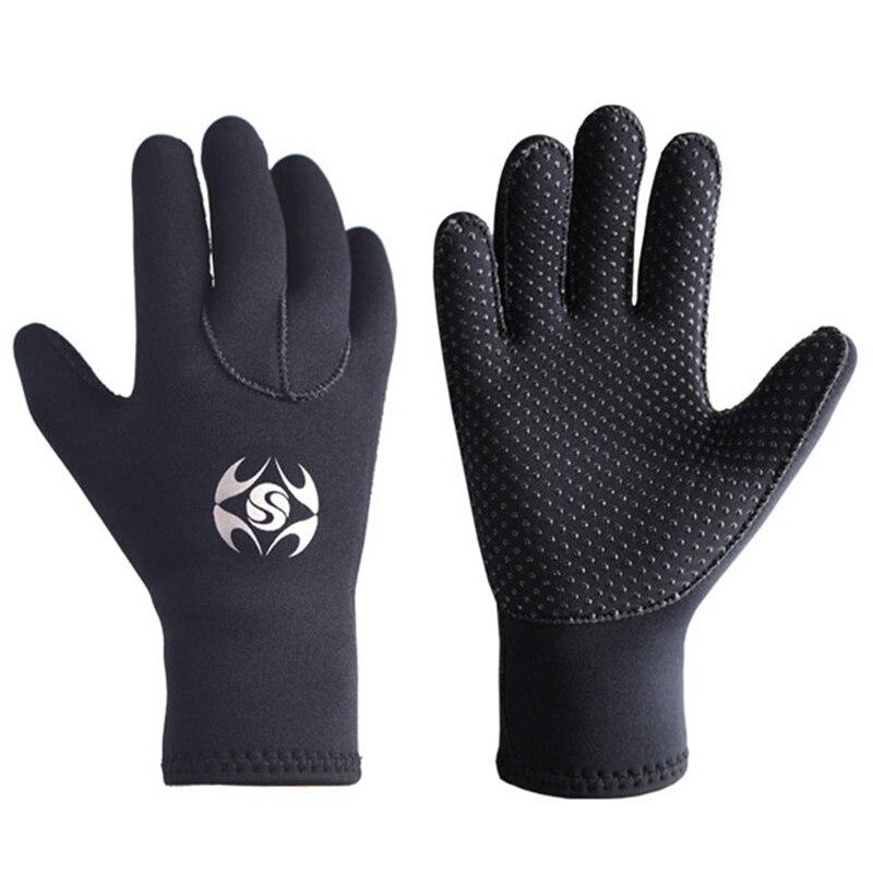 Neoprene Men Women Warm Scuba Diving Gloves