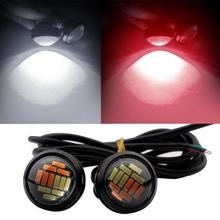 2pcs 12V Eagle Eye Turn Signals Light Bulbs for Cars 12 LED Car Motocycle 23mm Hawkeye Reverse Backup Moto Auto Products