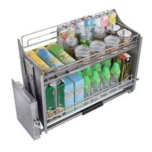 Drainer Cupboard Storage Dish Rack Cucina Pantry Hanging Cocina Cozinha Organizer Kitchen Cabinet Cestas Para Organizar Basket