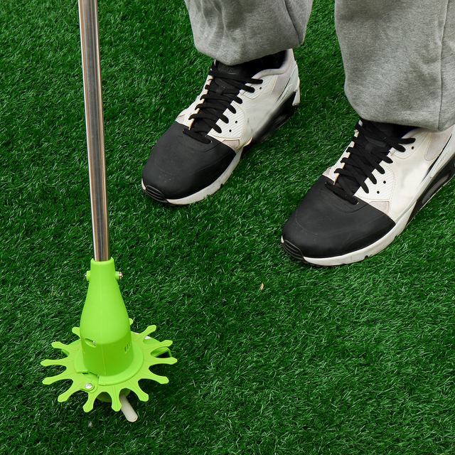 Portable Cordless Electric Grass Trimmer Multifunction Handheld Cutter Lawnmower Steel Blade Garden Power Tools Rechargeable 1