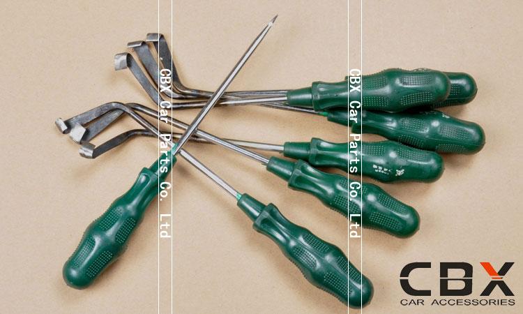 open car headlight cold glue tool knife 2