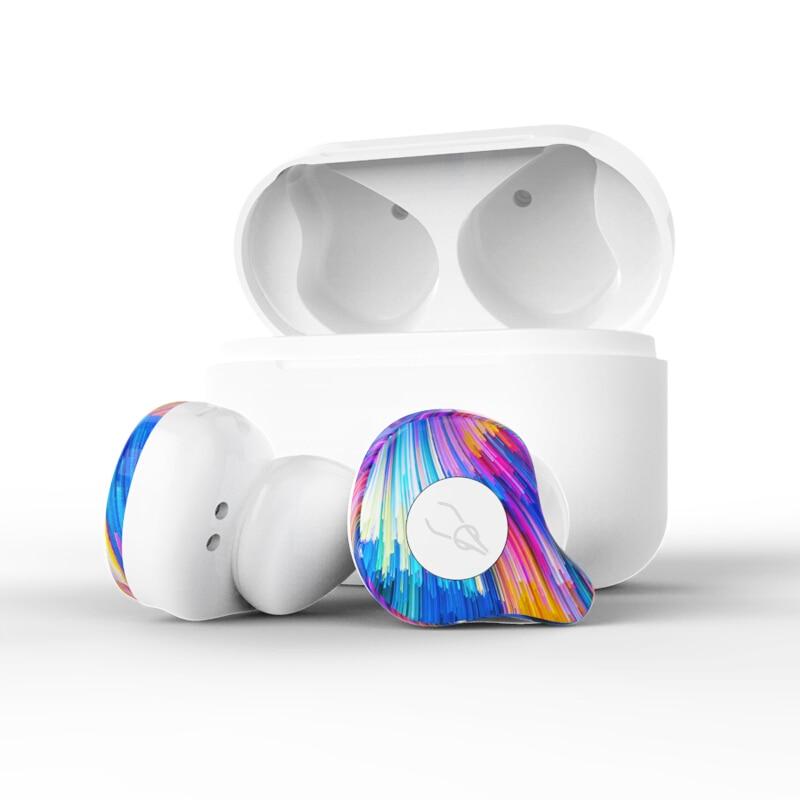CLAITE X12 Bluetooth 5.0 Earphones TWS Wireless Bluetooth Earphone Handsfree Sports Earbuds Handfree for Iphone for Huawei