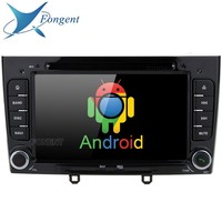 for Peugeot 408 2010 2011 Peugeot 308 2008 2009 2011 Car Android Vehicle Entertainment Multimedia DVD Player Radio GPS stereo