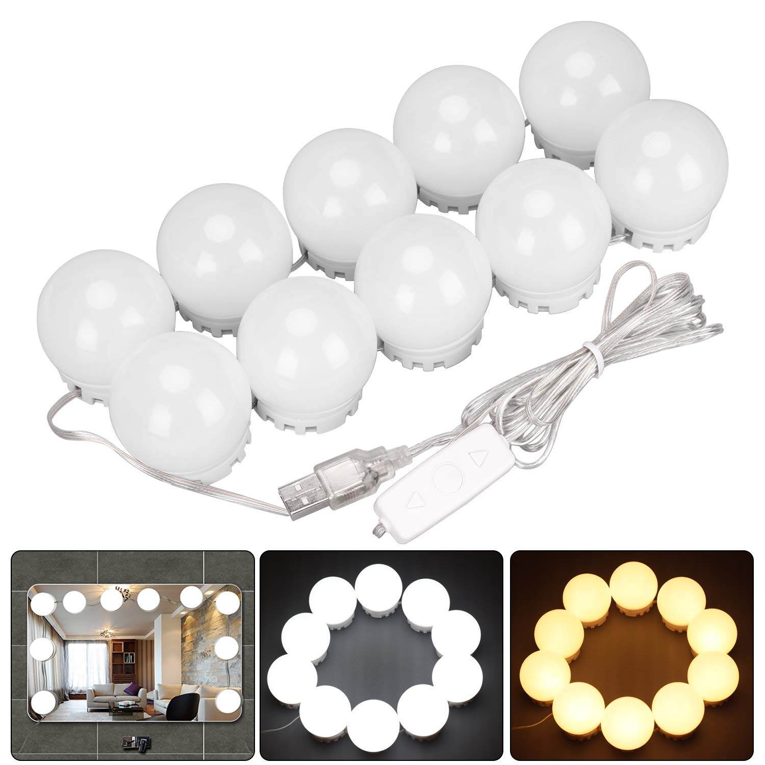 led-vanity-mirror-lights-kit-usb-powered-hollywood-style-10-dimmable-bulbs-makeup-lighting-fixture-strip-make-up-dressing-table