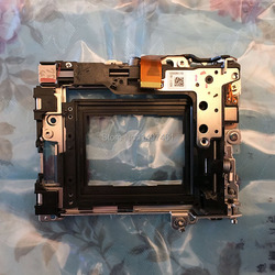 Image stabilizer group as slider unit assy Frame repair parts For Sony DSLR-A900 A900 SLR