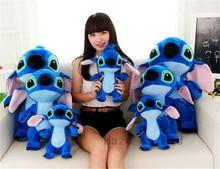 40/50/60cm Kids Cute Lilo Stich Doll Stuffed Animals Soft Plush Toys Doll Gift стоимость