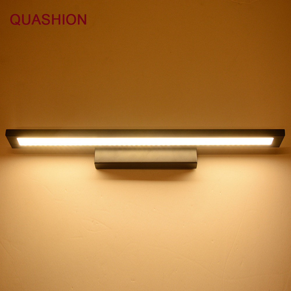 Modern LED Ayna Işık 5 W 8 W 11 W Duvar Lambası Monte Kapalı lamba aksesuarı Banyo washroon makyaj aplikleri aydınlatma armatürü|LED İç Mekan Duvar Lambaları|Işıklar ve Aydınlatma -