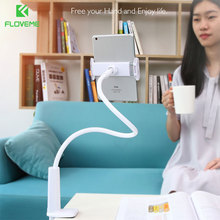 FLOVEME Universal 360 Rotable Phone Tablet Holder Stand Lazy Neck For iPad Samsung Xiaomi Mobile Phones Desk Stands