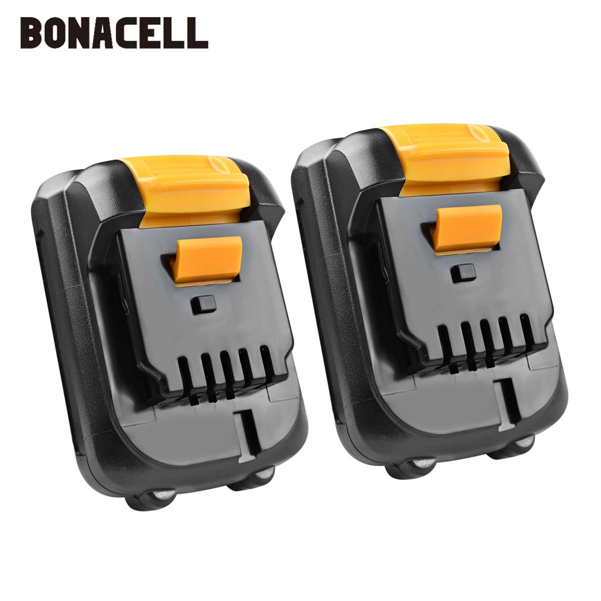 Bonacell Power Tool Battery For Dewalt 12V MAX Li-ion DCB120 DCB121 DCB123 DCB125 DCD710 DCF813 DCF815 DCF610 DCB100 DCT410S 50