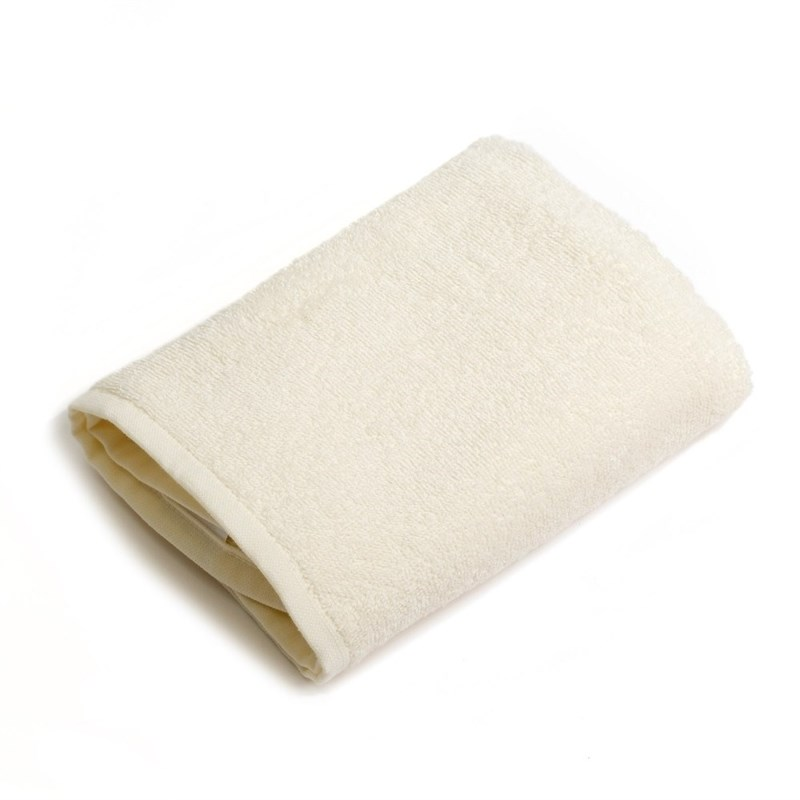 Towel Terry 50*90 cm milk 100% cotton basic cotton towel 1pc