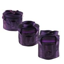 Sunnimix портативный Хлопковый чехол для хранения сумка-переноска для 6-14 дюймов Поющая чаша