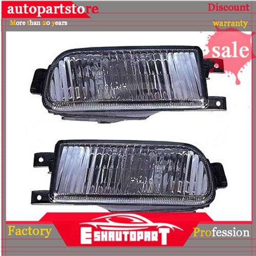 Nouveau A Set paire feux antibrouillard droite et gauche feux 4A0941699 4A0941700 pour Audi C4 100 1990-1994
