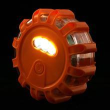 LED Magnet Flashing Warning Night Light For Roadside Emergency Safety Flare Light