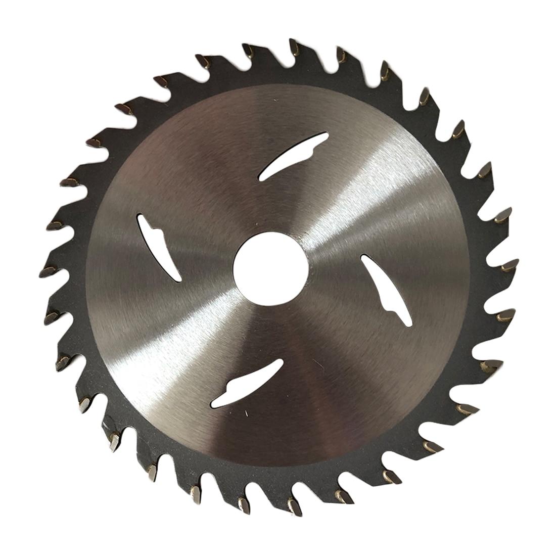 Disque de coupe en bois tranchant et résistant à chaud 1PC 125*20/20*30 T/40 T TCT lame de scie à pointe de carbure lame de scie scie circulaire