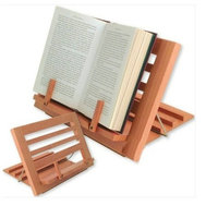 New arrive Wooden Reading Rest Wooden toys School Educational supplies gifts for Children Teaching Resources Wooden Reading Rest