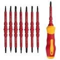 7 PCS Multi zweck Electrican der Isolierte Elektrische Hand Schraubendreher Werkzeuge Set-in Schraubendreher aus Werkzeug bei