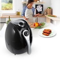 ZNAF1501 Electronic Air Fryer for Frying Baking Roasting Grilling 1350W 220 240V
