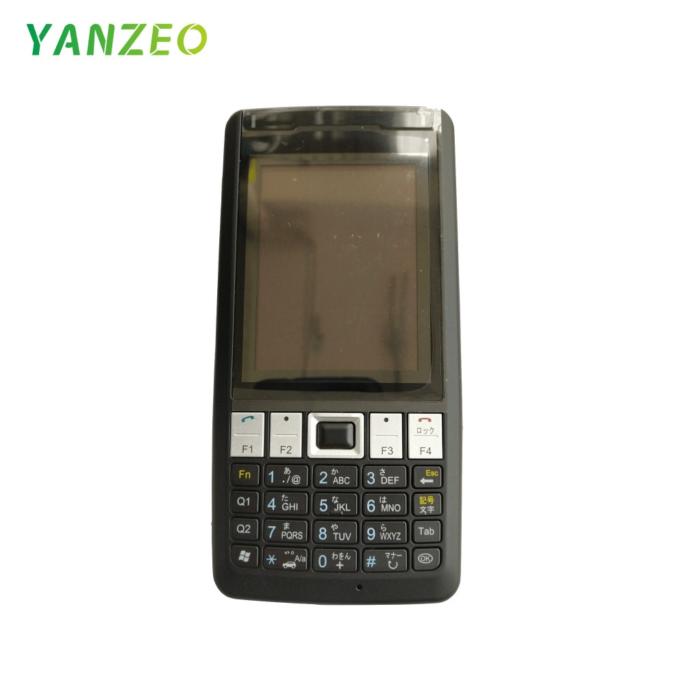 Yanzeo H21 Windows Mobile 6.5 Smartphone Terminal Touch Screen 2D Barcode Scanner Wireless Wifi Bluetooth GPS Barcode Reader