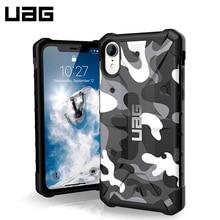 Защитный чехол UAG для iPhone XR серия Pathfinder цвет Белый камуфляж/111097114060/32/4