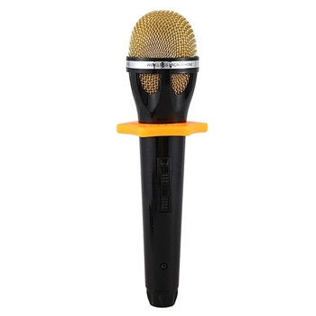 K18 UHF Wireless Microphone Karaoke Mic For Ios Android Smartphone Computer For Meeting Class Speech