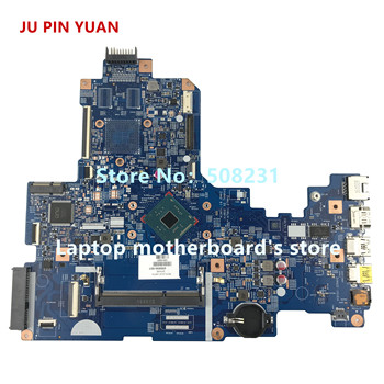JU PIN YUAN 856694-601 15288-1 448.08D01.0011 for HP NOTEBOOK 17-X 17T-X 17-X010NR laptop motherboard with N3710 fully Tested for hp omen 17 17t an000 17 an012dx 17 an030ca 929522 601 929522 001 dag3bcmbcg0 rx580 8gb i7 7700hq laptop motherboard tested