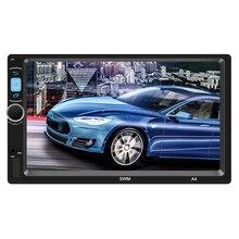 Android 8,1 gps заднего вида Bluetooth плеер 7 дюймов большой экран HD Автомобильный плеер встроенная карта Европы
