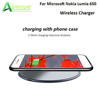 Alesser For UMI Umidigi Q1 Wireless Charger 10W Fast Charging High Quality For UMI Umidigi Q1 Fast Charger Wireless Chargring