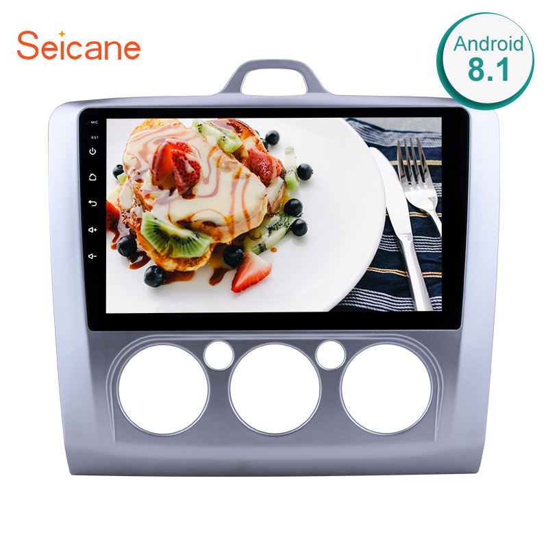 Seicane 2Din Android 6 0 7 1 8 1 9 Car Radio 4 Core Stereo GPS