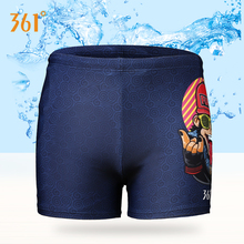 361 Men Swimming Shorts Quick Dry Surf Beach Board shorts Sports Plus Size Mens Trunks suit Male Swimw Short