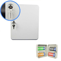 20 digit Safes Key Box Car key Management key Box Wall mounted With Key Card Security Storage Property Company Office DHZ023