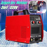 WS 250 15 250A 7000 Вт Ручной мини инверторов ММА IGBT 220 В мини электрической дуги wig сварочная сварщиков инвертор станок