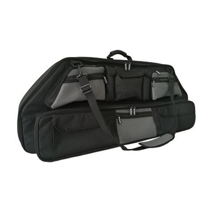 Bow arrow rest With and crossbow compound bag quiver Archery Quiver Bag Multi - Function Storage Bag Black for Practice Hunting