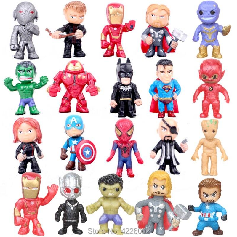 12pcs-font-b-marvel-b-font-superheroes-thanos-miniature-pvc-figures-superman-hulkbuster-spiderman-figurines-doll-kids-toys-for-children-boys