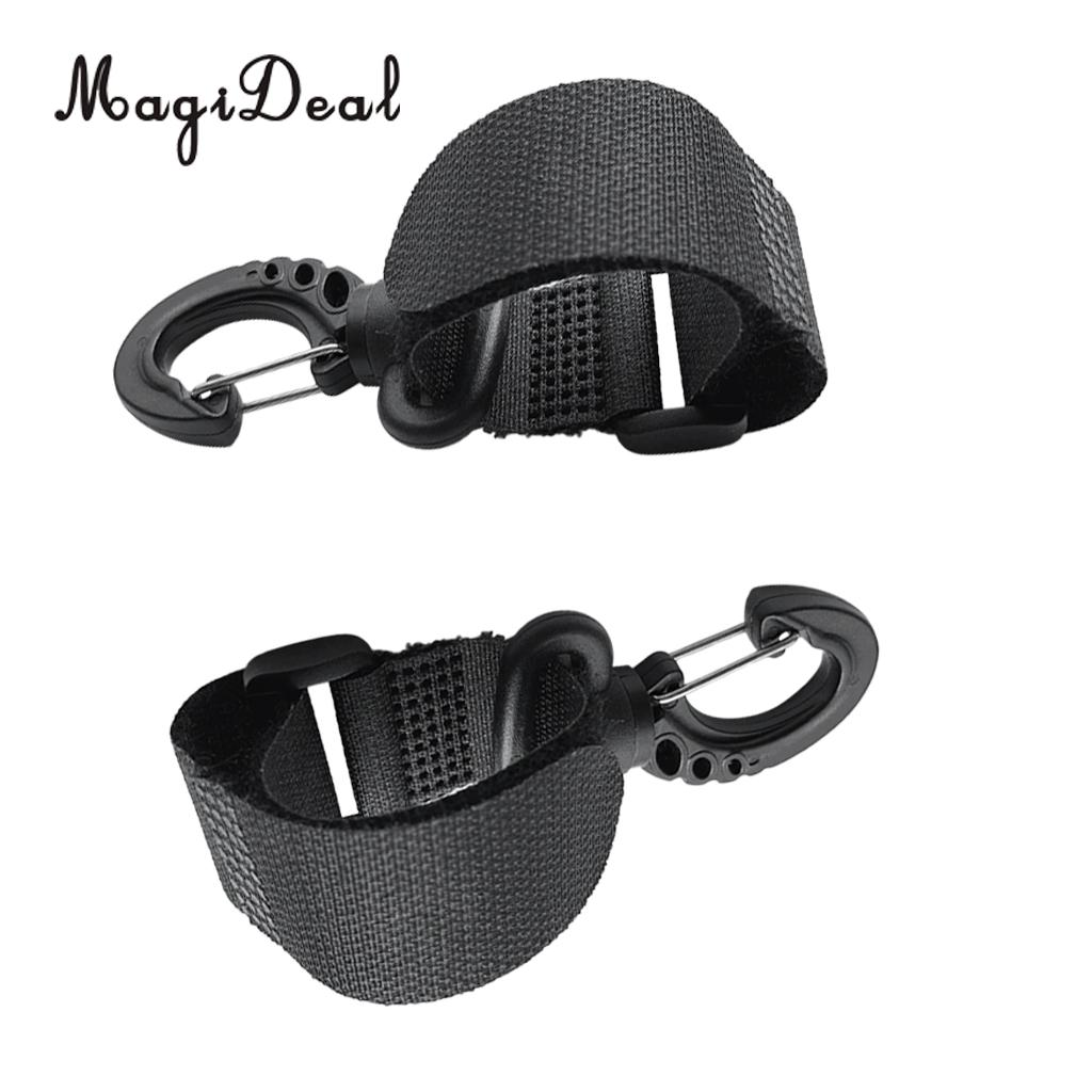 2x Durable Kayak Paddle Clip Canoe Boating Dinghy Keeper Holder Easy To Attach For Marine Flatable Fishing Boat Yacht Accessory