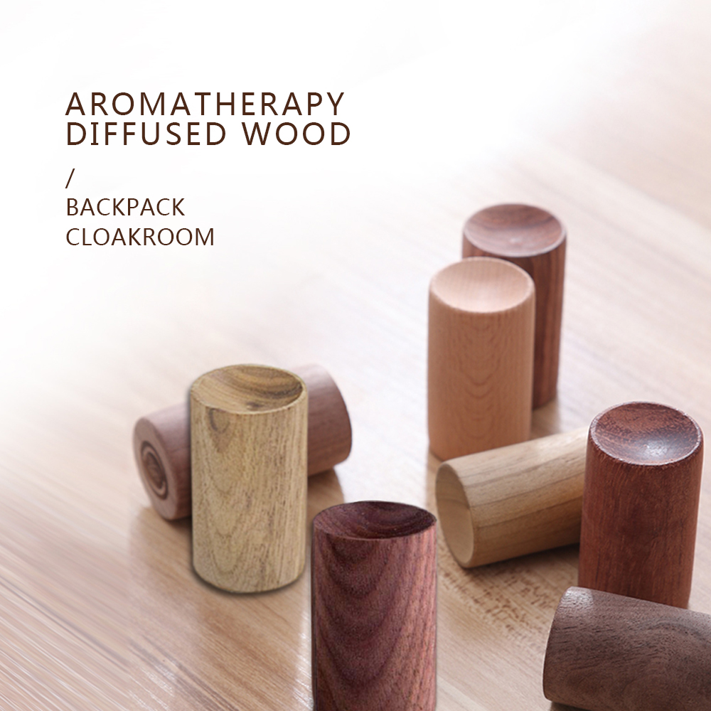 Essential Oil Diffused Wood Aroma Essential Oil Diffuser Wooden Essential Oil Aromatherapy Diffuser For Sleep Aid Home TSLM1