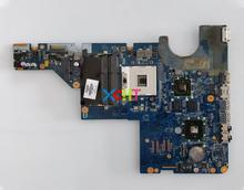 XCHT for HP G42T-400 631596-001 DAAX1IMB6A0 HD6370/1GB HM55 Laptop Motherboard Mainboard Tested & working perfect nokotion 631596 001 daax1imb6a0 laptop motherboard for hp g42 g42t main board hm55 ddr3 hd6370m video card