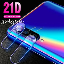 2PC For Xiaomi Redmi Note 7 6 5 Back Camera Lens Flexible Glass for Mi 9 On Go 21D Protector Cover