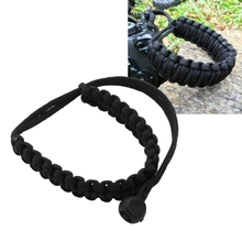 цена на Digital Camera Wrist Hand Strap Grip Braided Wristband Band for DSLR Cameras Binoculars Stuff Outdoor Sport Accessories Tools