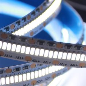 Image 4 - هايت الجودة 3014 LED قطاع DC12V مرنة الشريط 560 المصابيح/m مصباح ليد مصباح الأبيض الدافئة الأبيض للديكور المنزل 5 متر/وحدة
