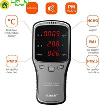 3-in-1 Air detector Formaldehyde  PM2.5 test indoor chemical air quality monitoring equipment