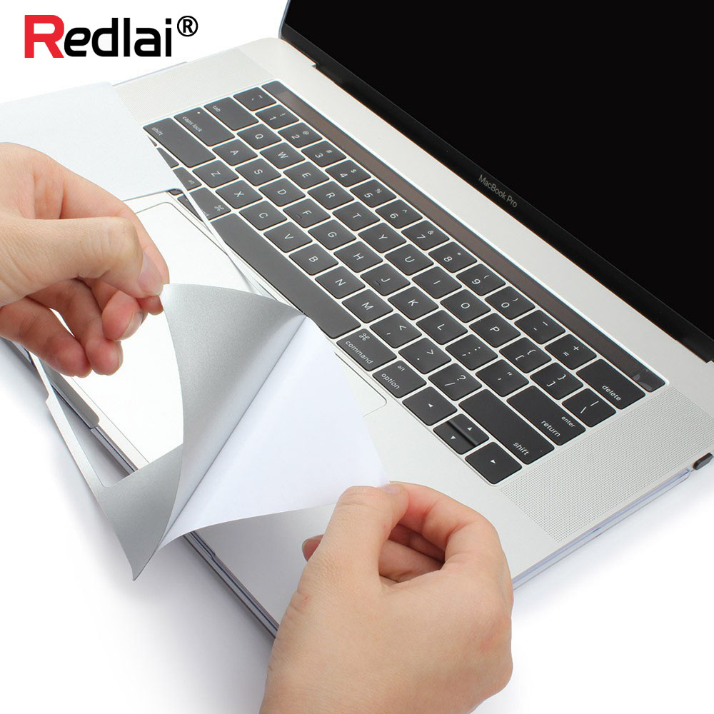 Ultra Thin Laptop Sticker for Macbook Pro 13 15 16 inch A2289 A2159 Palmrest & <font><b>Trackpad</b></font> Protector For 2020 Mac Book Air 13 <font><b>A1932</b></font> image