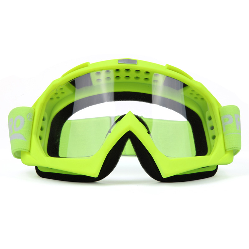 Propro Green Motocross Goggles Glasses Ski Snowboard Atv Mask Motorcycle Helmet Dirt Bike Mx Goggles For Ktm Kawasaki Fans