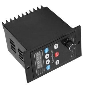 Image 5 - Ux 52 цифровой дисплей регулятор скорости двигателя Регулятор Двигателя мягкие инструменты запуска 220V Ac 6W 400W